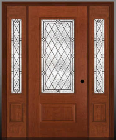 Conrad building center exterior doors for Masonite belleville door price